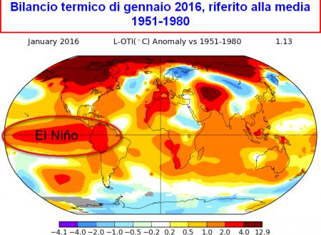 GLOBAL WARMING: continua l'escalation verso l'alto delle temperature, picchi estremi di calura nelle regioni ARTICHE