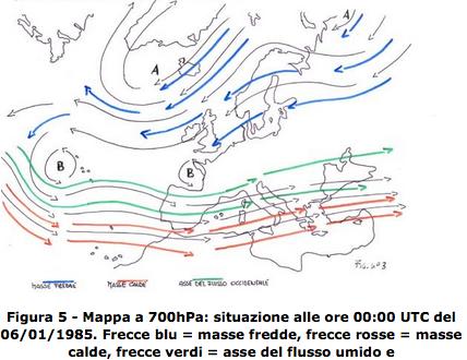 Circolazione atmosferica alle medie latitudini: la NAO
