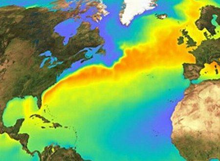 Corrente del Golfo a rischio interruzione: sarebbero conseguenze devastanti (by Meteogiornale)