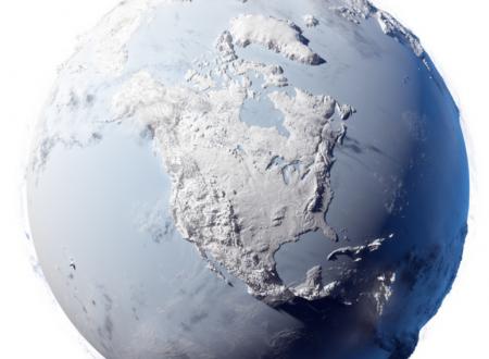 Crisi del clima ma al contrario: arriva l'Inverno globale, abbiamo 10 anni di tempo