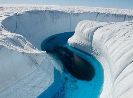 Meteo – CALDO RECORD in GROENLANDIA, non si arresta la fusione dei ghiacci