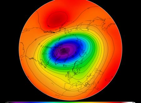 La definizione meteo del Vortice Polare